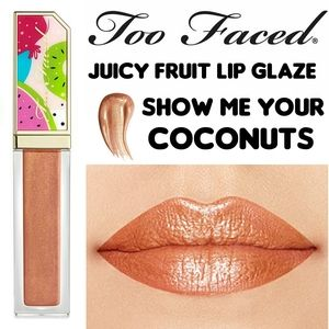 Too Faced Juicy Fruit Comfort Lip Glaze/Gloss